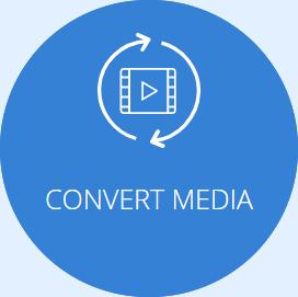 Convert Media with Movavi